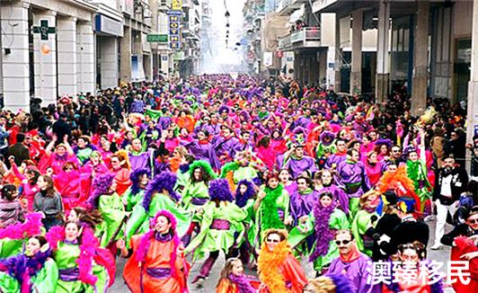欢度完国庆后来看看希腊移民最爱的狂欢节 (1).jpg