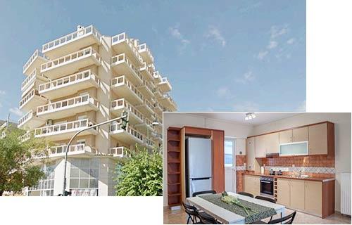 希腊瑞格鲁公寓