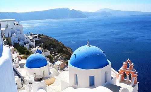 追求生活质量的希腊移民区域